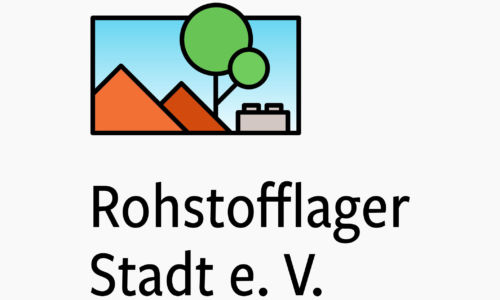 Rohstofflager Logo Color 6x